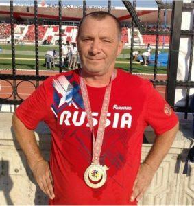 Любославский антон андреевич член сборной команды россии по легкой атлетике