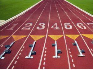 Более 330 лёгкоатлетов приняли участие в областных соревнованиях «Олимпийские надежды»