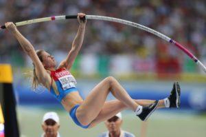 Бронза на Чемпионате России по легкой атлетике