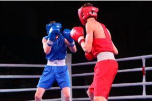 Три бронзовые медали по боксу