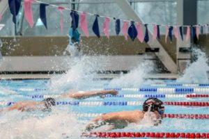 Чемпионат и Первенство СФО по плаванию