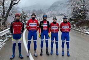 Медали на Всероссийских соревнованиях по велоспорт-шоссе