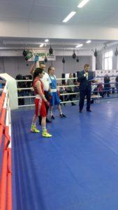 Золотая медаль по боксу