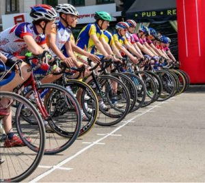 Три медали на Всероссийских соревнованиях по велоспорту-шоссе