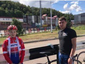 Серебро и бронза на Первенстве России по велоспорту-шоссе